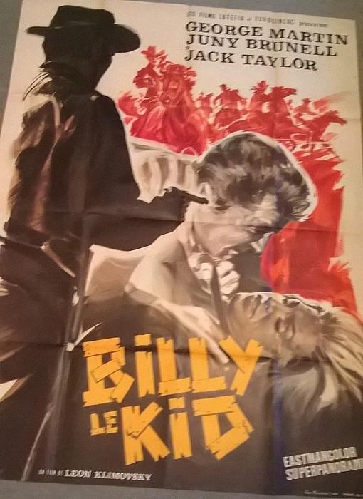 Billy le Kid ( Fuera de la ley ) .1963 . Leon Klimovsky. Al_10