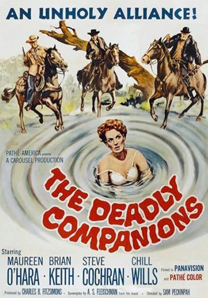 New Mexico - The Deadly Companions - 1961 - Sam Peckinpah Deadly12