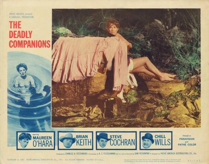 New Mexico - The Deadly Companions - 1961 - Sam Peckinpah Deadly14