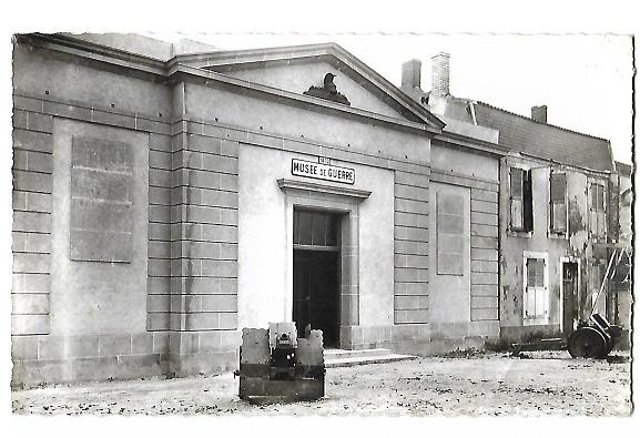 Musée de Gravelotte, dit de la Guerre de 1870 et de l'Annexion.  Gravel10