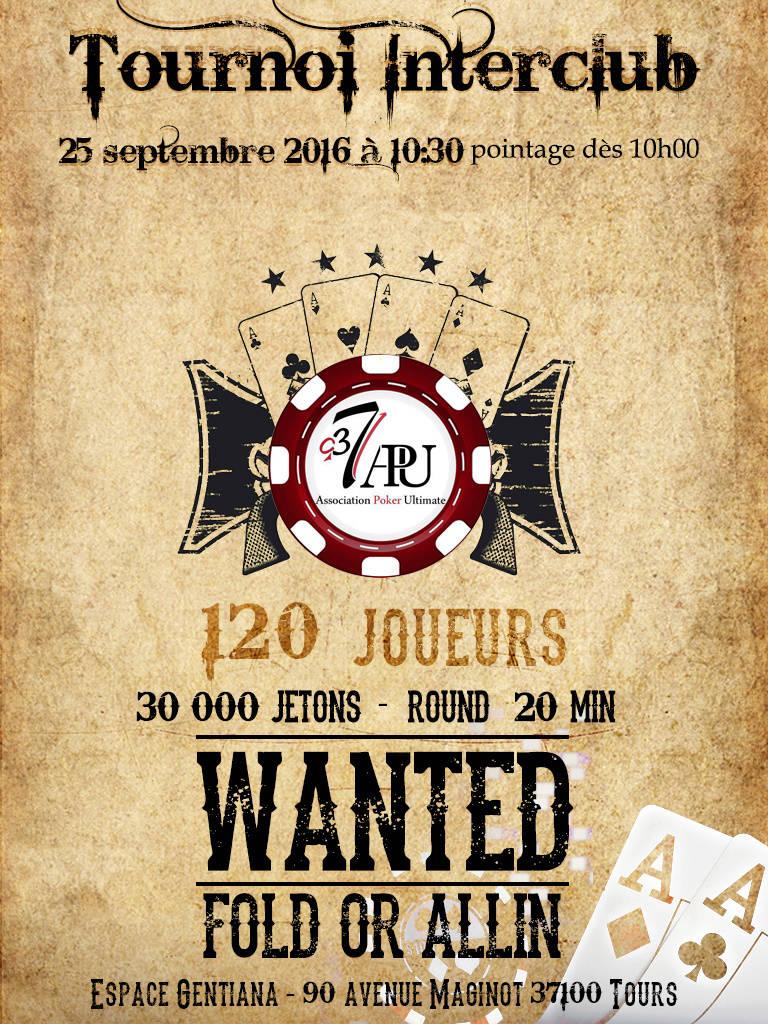 APU37 : Interclubs du Dimanche 25 Septembre 2016 Affich10