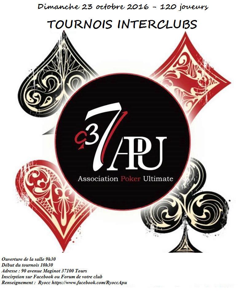 APU 37 : Interclubs du Dimanche 23 Octobre 2016 Apu_2310
