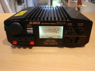 ALIMENTATION ALINCO DM 330 FX Dsc07610