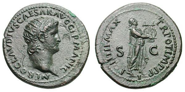 dupondius de Neron Image49