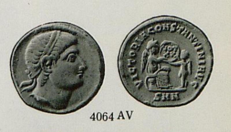 Le monnayage des vicennalia de 326 et la mort de Crispus Img_2120