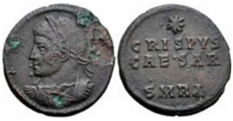 Le monnayage des vicennalia de 326 et la mort de Crispus Img_2121