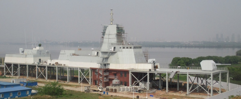 Type-055 DDG Large Destroyer Thread Sbg4ij10