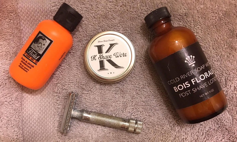 SOTD: Shave of the day Cure_f10