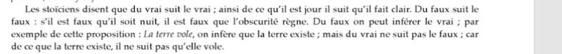 """Logique: 2'500 ans d'inoculation du faux dans le vrai, pour un type qui nous a montré une jolie friandise: """"vrai ne mène pas au faux"""". - Page 4 Vrai_f10"""
