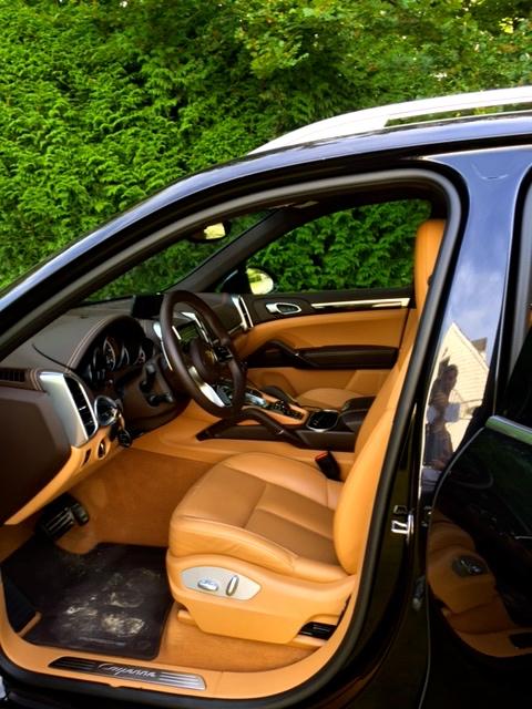 Porsche Cayenne Diesel 262CV Img_5123