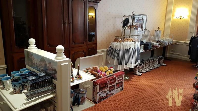 Disneyland® Hotel - lavori di restauro 001g22