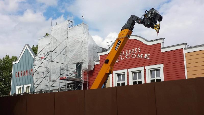 Hotel Cheyenne® - lavori di restauro 001h16