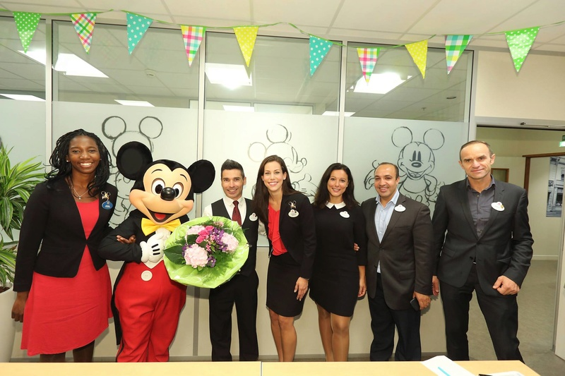 Ambasciatori Disneyland Paris 2017 - 2018 001h17