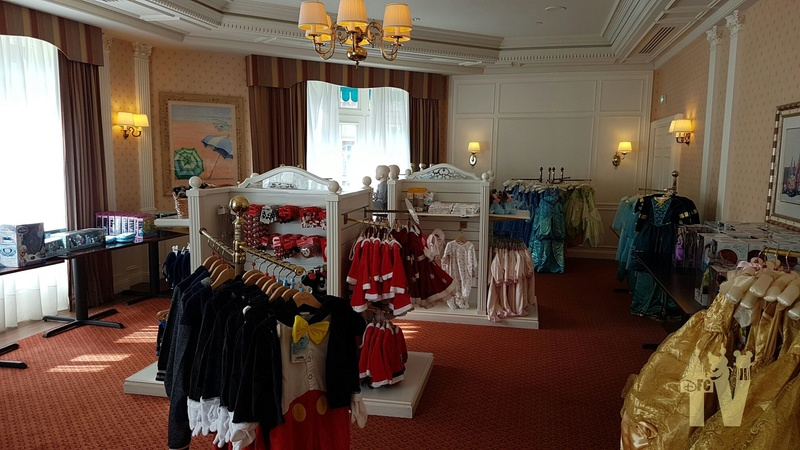 Disneyland® Hotel - lavori di restauro 001m17