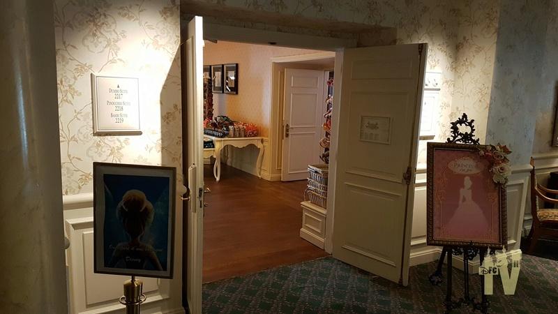 Disneyland® Hotel - lavori di restauro 001n14