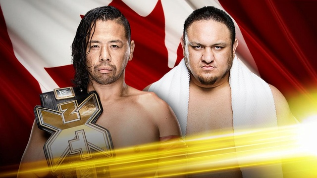 NXT TakeOver : Toronto du 19/11/2016 20161013
