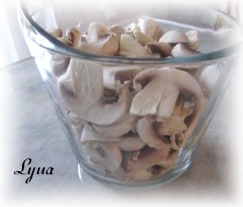 Crème de champignons Champi10