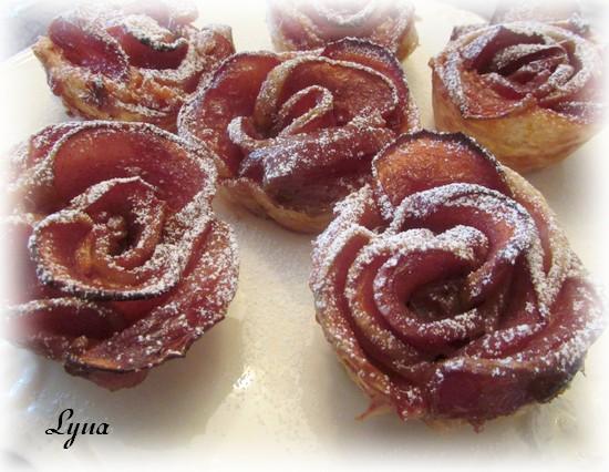 Roses en pommes Roses_13