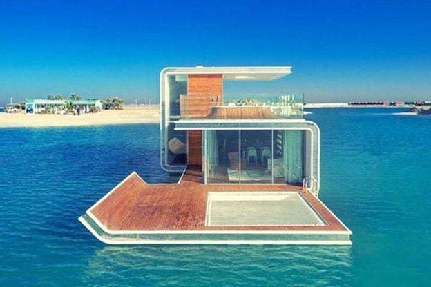 فيلات فاخرة عائمة بأعماق البحر فى دبى . الان يمكنك النوم مع السمك (بالصور) 11743710