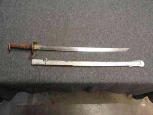 sabre, wakisashi, gunto, mes armes blanches du Japon moderne,  - Page 3 00410