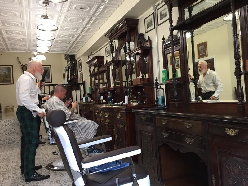 Barbershop Leamington Spa - Angleterre Thumb_12