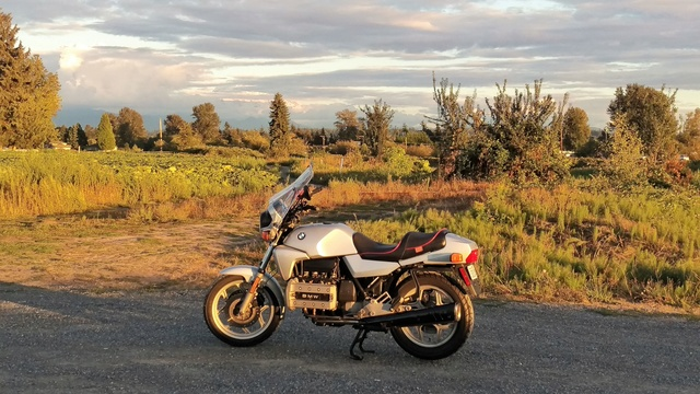1985 K100 standard with 20,202 original miles! Imag2910