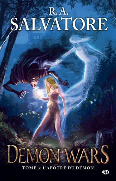Demon Wars T1 l'éveil du Démon de R.A Salvatore Jli47010