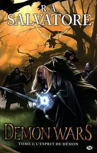 Demon Wars T1 l'éveil du Démon de R.A Salvatore Livres10