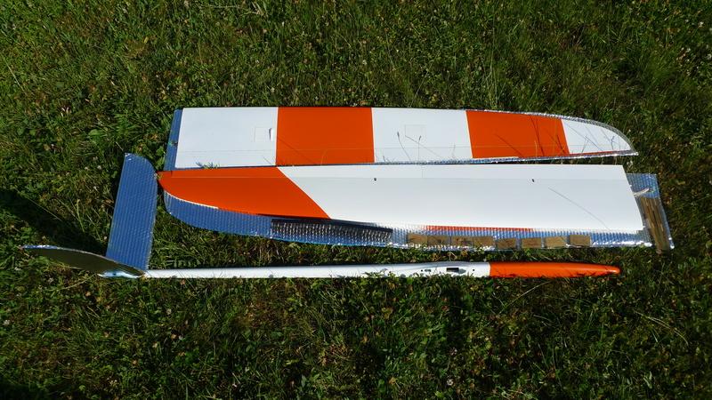 A VENDRE Planeur ARSEN F3F P1060511