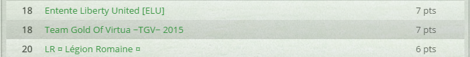 Points infos matchs IE et IS saison81 Dernie10