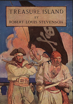 L'ILE AU TRÉSOR, de R.L.STEVENSON Treasu10