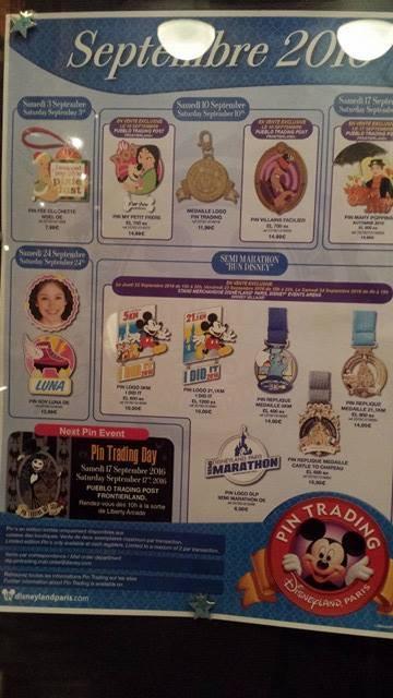 Le Pin Trading à Disneyland Paris - Page 5 14212110
