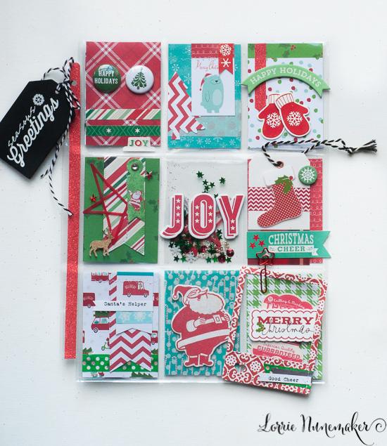 pocket letter Noël 2017 Christ10