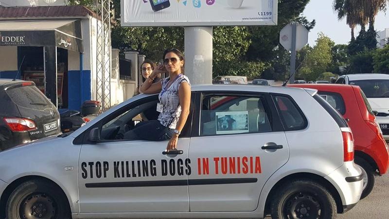 MASSACRES à CIEL OUVERT en Tunisie - Page 3 Manif_12