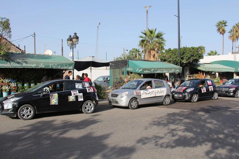 MASSACRES à CIEL OUVERT en Tunisie - Page 3 Manif_22
