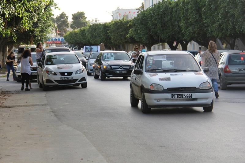 MASSACRES à CIEL OUVERT en Tunisie - Page 3 Manif_24