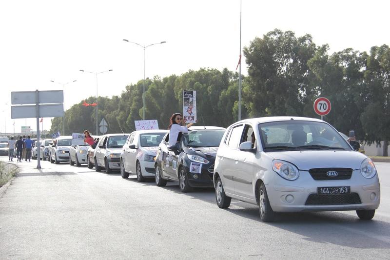 MASSACRES à CIEL OUVERT en Tunisie - Page 3 Manif_27
