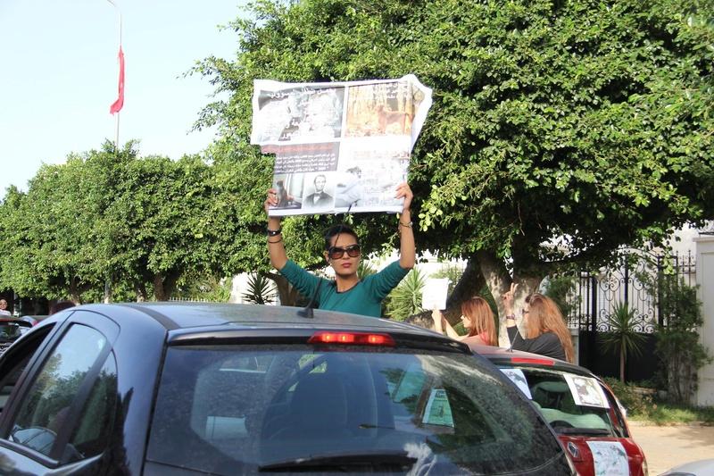 MASSACRES à CIEL OUVERT en Tunisie - Page 3 Manif_29