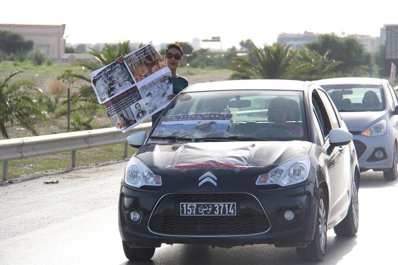 MASSACRES à CIEL OUVERT en Tunisie - Page 3 Manif_35