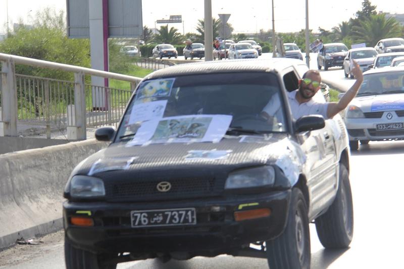 MASSACRES à CIEL OUVERT en Tunisie - Page 3 Manif_36