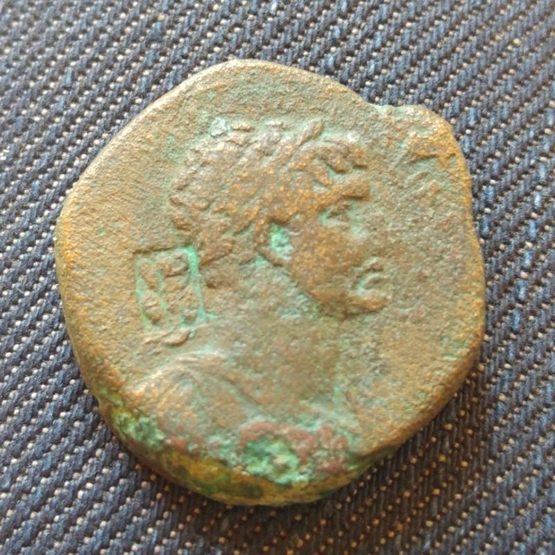 Romaine à identifier avec contremarque  2016-112