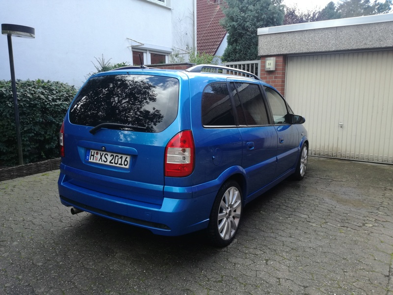 Zafira A OPC - Alltagsauto Img_2024