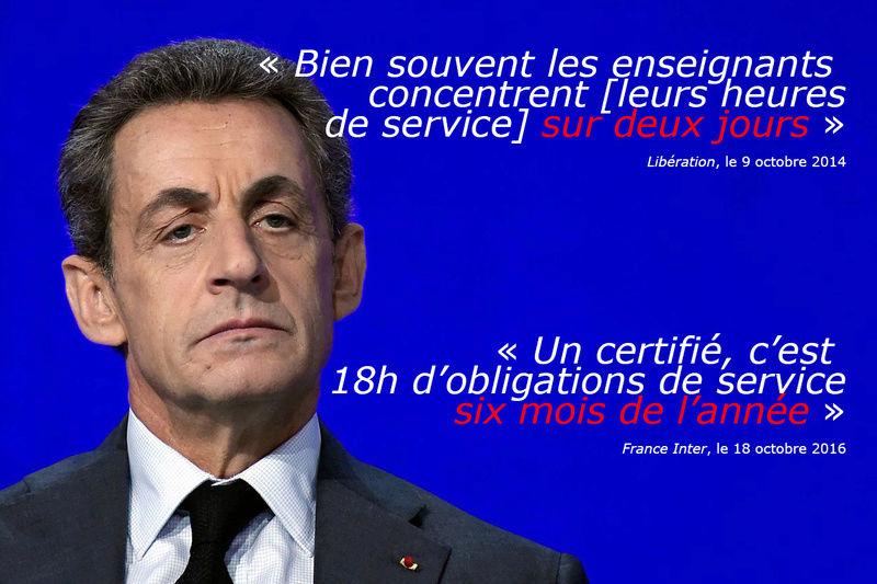 Le prof, cette grosse feignasse aux yeux de Sarkozy Nicola10