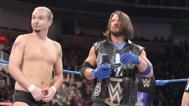 [Contrat] James Ellsworth signé par la WWE ? James-10