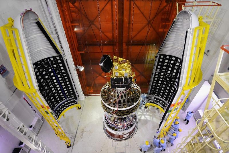 PSLV-CA C35 (Scatsat-1) - 26.09.2016 Scatsa10