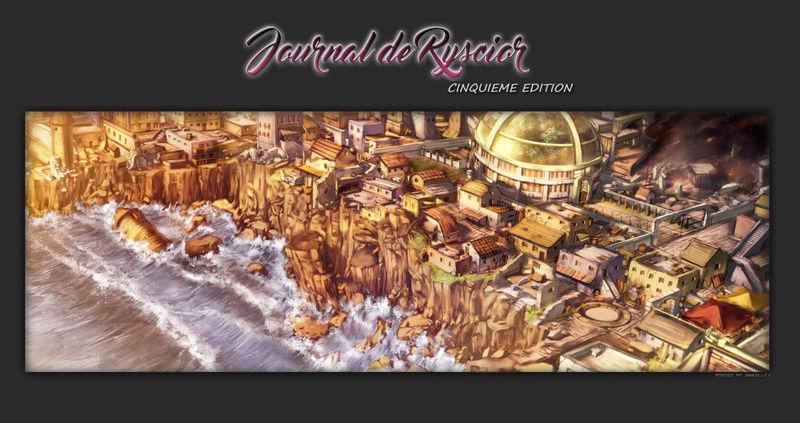 La Gazette de Ryscior - Édition N°5 Gazett11
