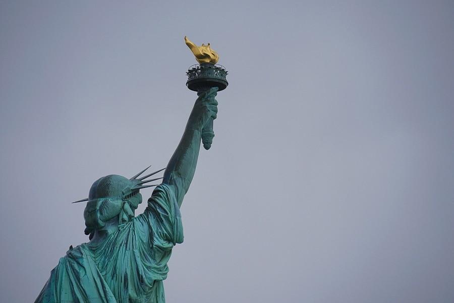 Miss Liberty. P1070913