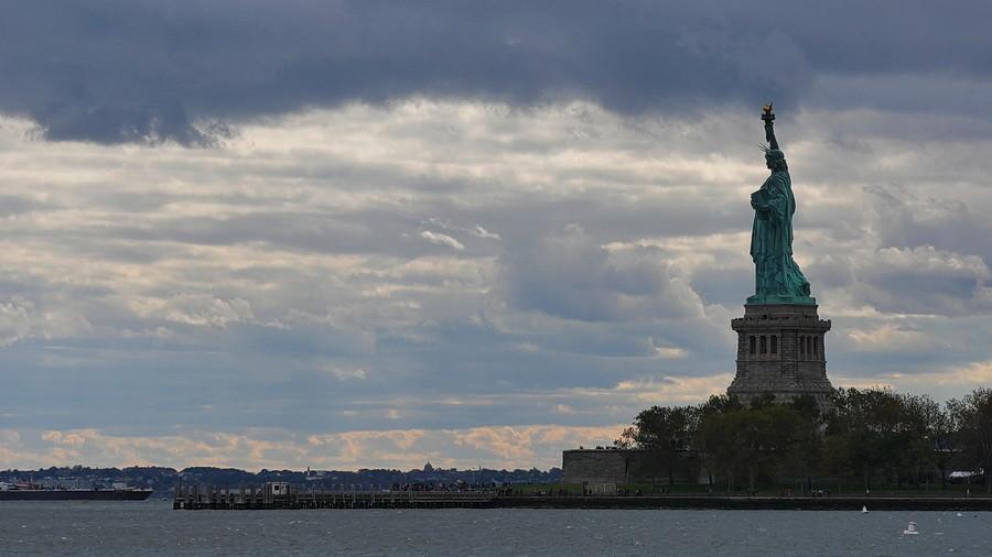 Miss Liberty. P1070919