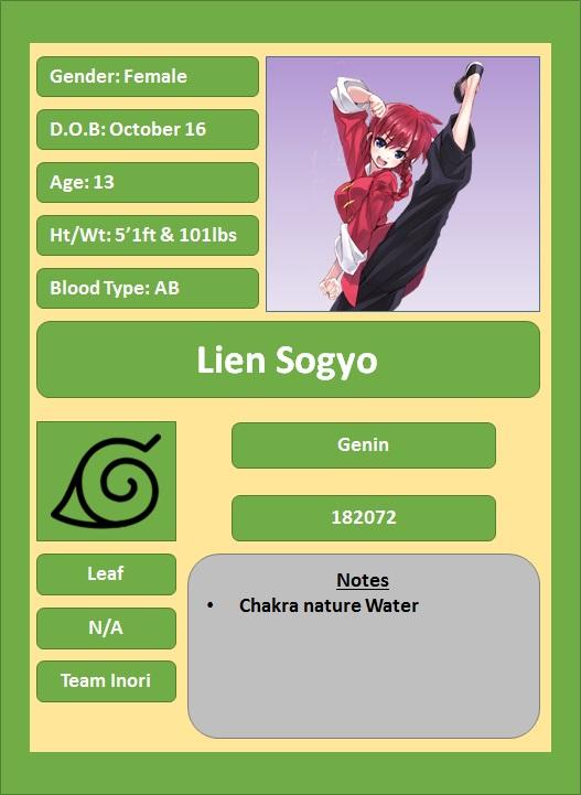 Hidden Leaf Village Characters (Genin) Sogyo_11