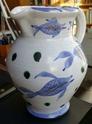 Tin-Glazed Jug Fish_j17
